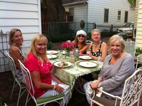Carole's party 1