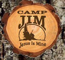 Camp Jim logo